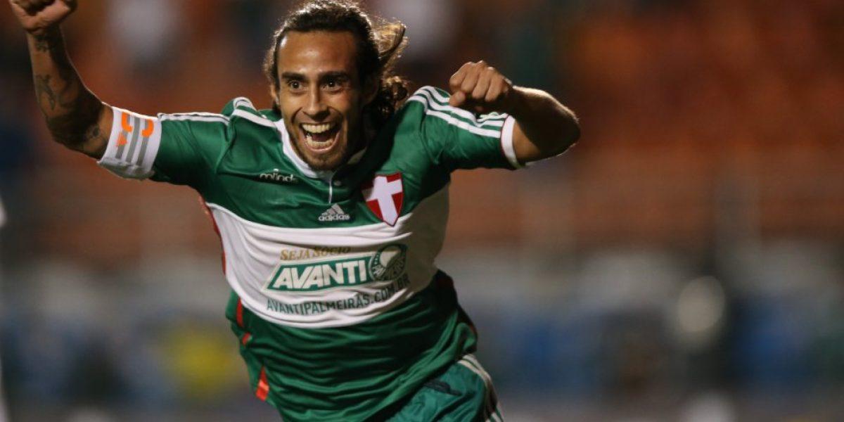 Presidente de Palmeiras confirma partida de Valdivia: