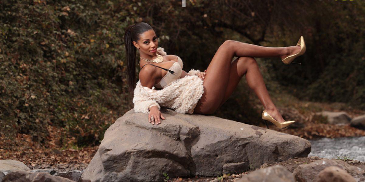 Ella es la sensual Dominique Lattimore: La nueva musa del