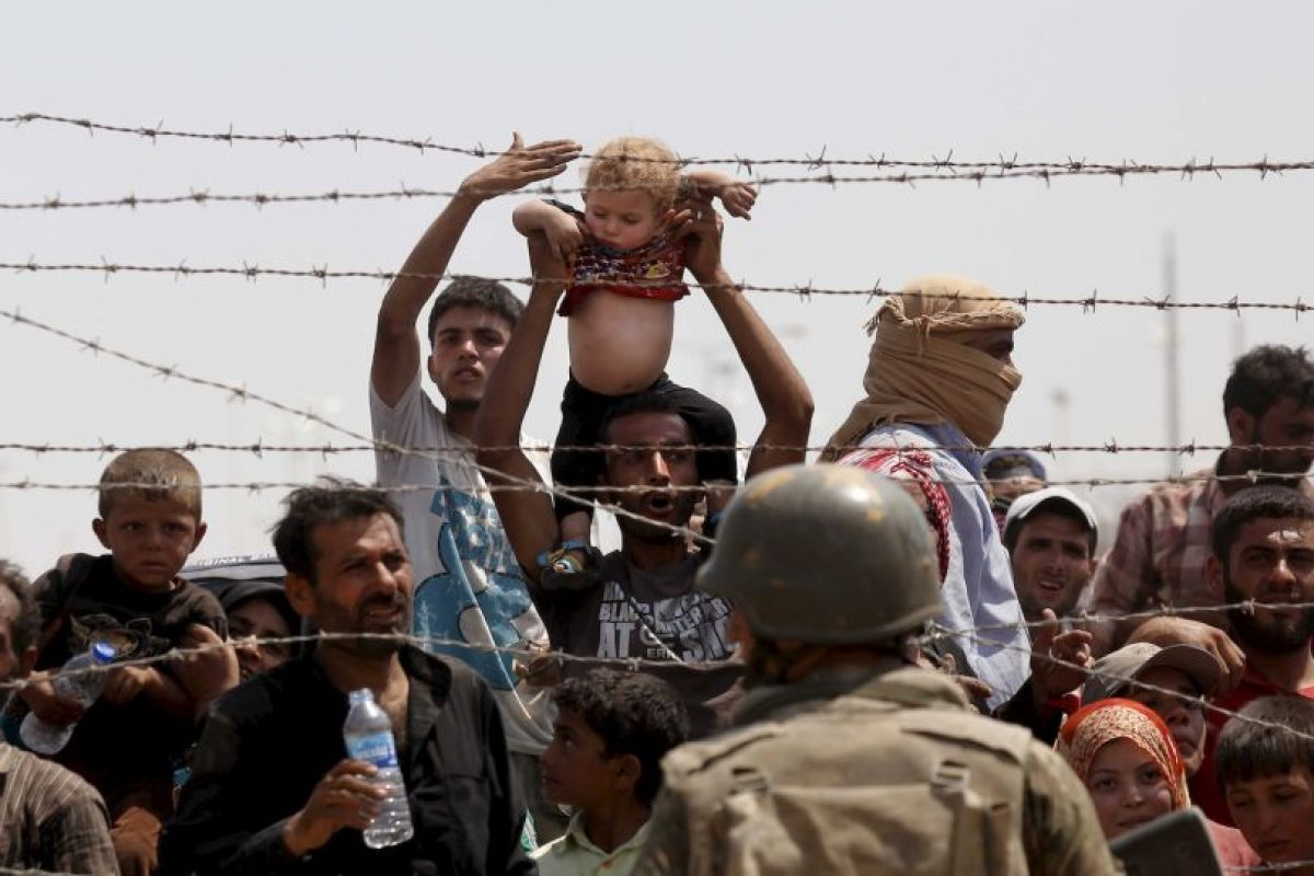 5. En Líbano hay un millón 172 mil 753 refugiados. Foto:Getty Images. Imagen Por: