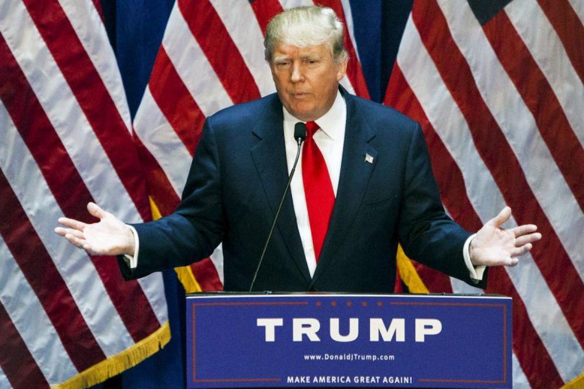 Un reportaje asegura que hay inmigrantes ilegales trabajando para el magnate. Foto:Getty Images. Imagen Por: