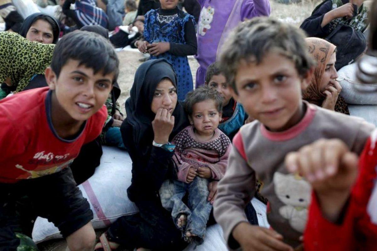 3. Asimismo, 629 mil 128 se encuentra en Jordania. Foto:Getty Images. Imagen Por: