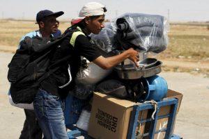 4. En Egipto hay 132 mil 375 refugiados sirios. Foto:Getty Images. Imagen Por: