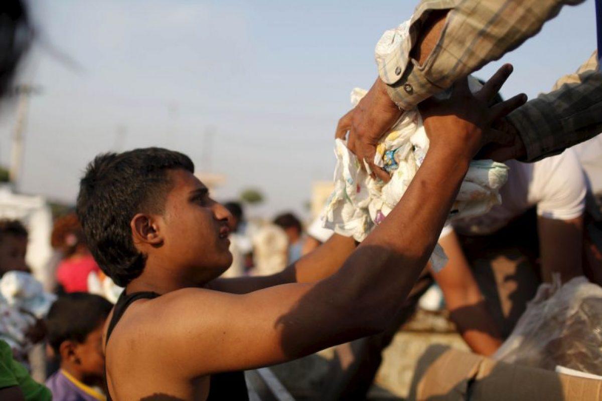 8. Muchos de estos refugiados viven en infraviviendas y bajo el umbral de la pobreza, apunta la ACNUR. Foto:Getty Images. Imagen Por: