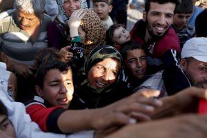 1. De los 4.27 millones de refugiados un millón 805 mil 255 está en Turquía. Foto:Getty Images. Imagen Por:
