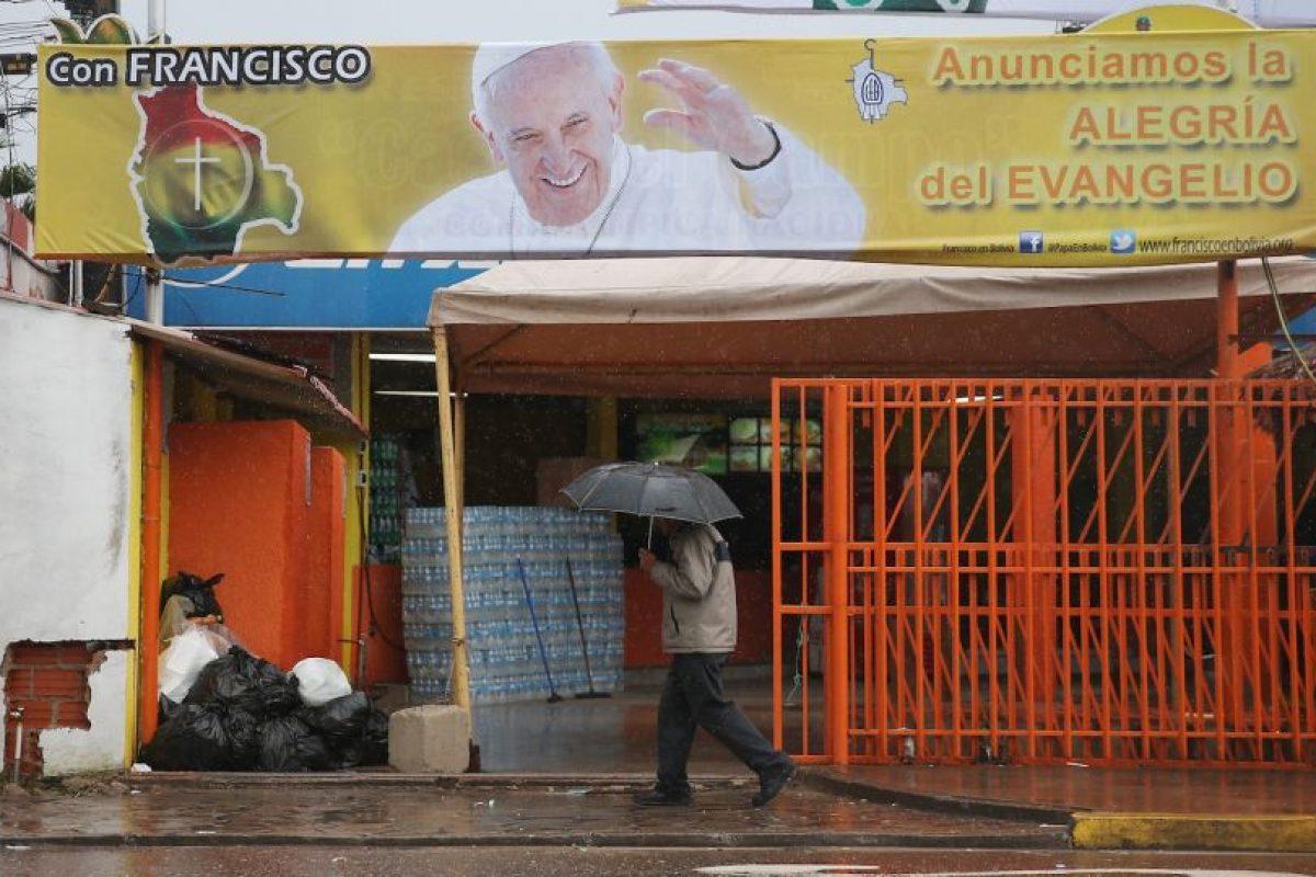 Este jueves oficiará una misa en la Plaza Cristo Redentor Foto:Getty Images. Imagen Por: