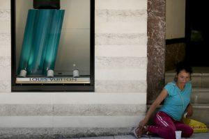 Las dos caras de Grecia Foto:Getty Images. Imagen Por:
