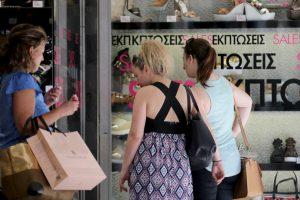 A pesar de la crisis económica y del corralito impuesto desde hace más de 10 días, los centros comerciales de alto prestigio aún tienen afluencia Foto:Getty Images. Imagen Por: