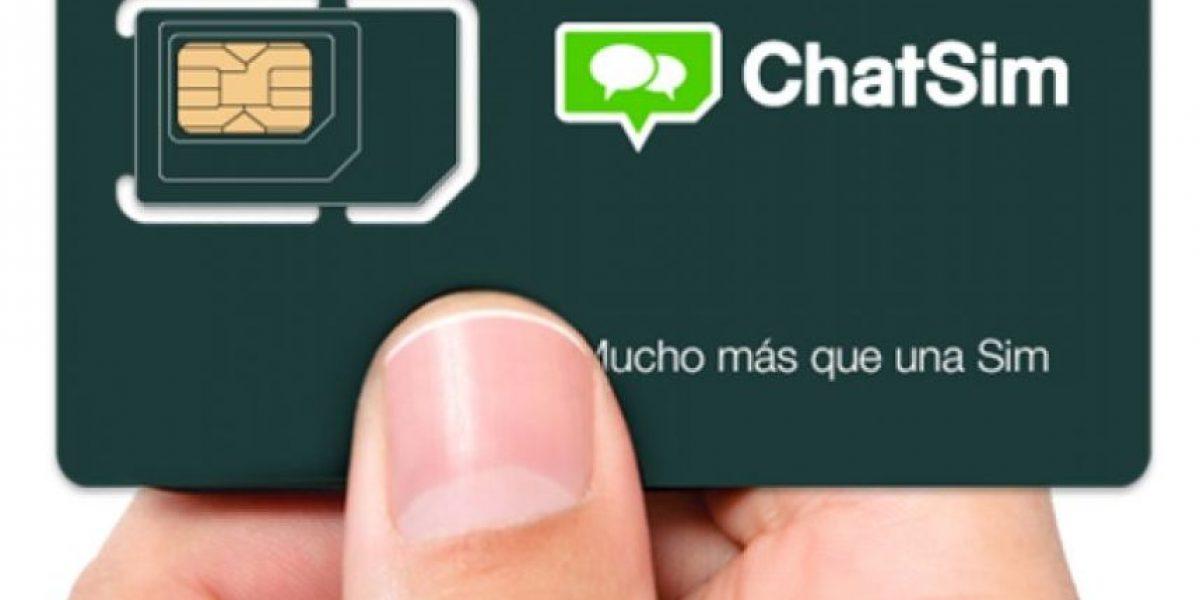 ChatSim permitirá conectarte sin uso de datos y en cualquier parte del mundo