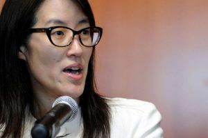 Ellen K. Pao es abogada y consejera delegada de la compañía Reddit Inc. Foto:Getty Images. Imagen Por: