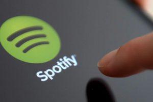"""Spotify, pese a la pérdida reportada en el mes de mayo por 1.22 billones de dólares, sigue siendo el líder actual en el servicio de """"streaming"""" musical Foto:Spotify. Imagen Por:"""