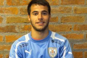 3. Guillermo de Amores (Uruguay) Foto:Vía facebook.com/aufoficial. Imagen Por: