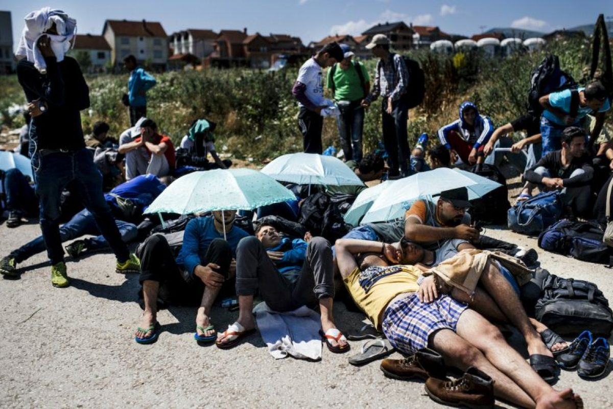 Ya que muchos fingen ser más jóvenes para recibir ayuda legal. Foto:AFP. Imagen Por: