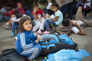 Francia está considerando hacer estos exámenes para verificar la edad exacta de los migrantes. Foto:AFP. Imagen Por: