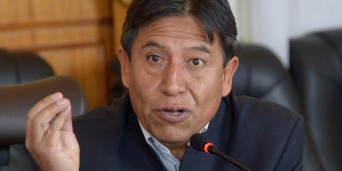 Bolivia condiciona restablecimiento de relaciones a solución marítima