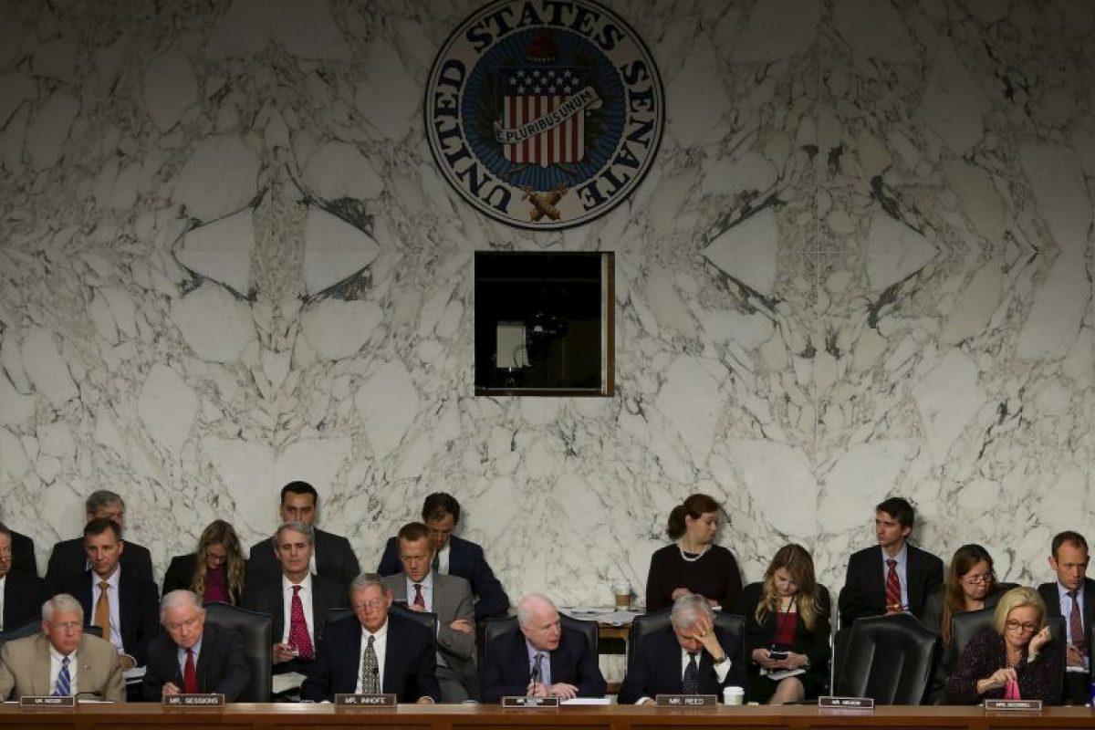 Las declaraciones fueron hechas frente al comité de Servicios Armados del Senado. Foto:AFP. Imagen Por: