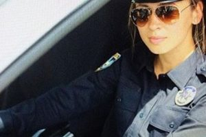 Y más de 125 mil seguidores en Facebook Foto:Instagram.com/kiev_police. Imagen Por: