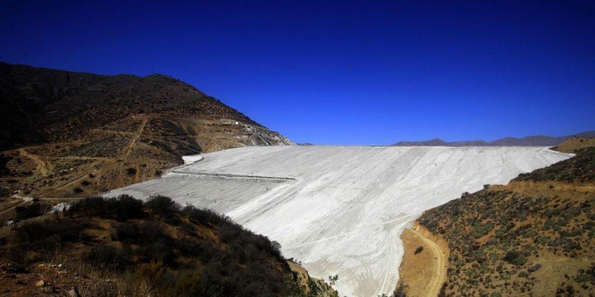 Por lluvia: Sernageomin monitoreará relaves mineros