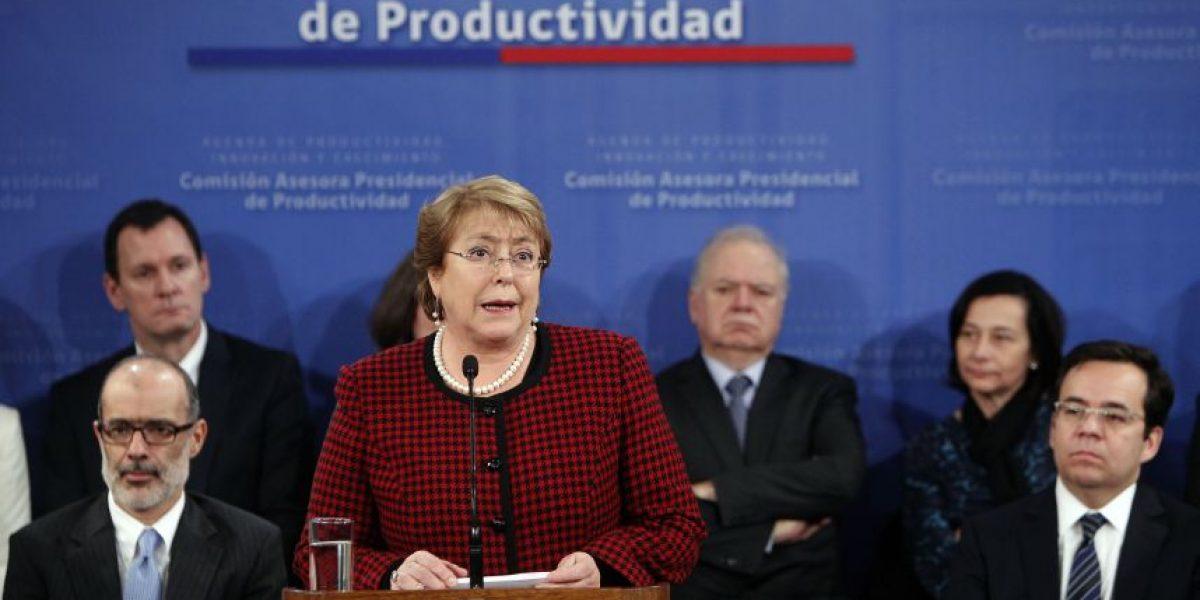 Bachelet inicia