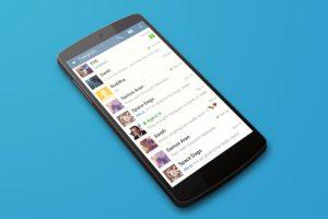 Telegram: Muy parecido a Whatsapp, esta aplicación tiene su origen en Rusia. De acuerdo a los entendidos en la materia es Whatsapp pero más seguro debido a sus protocolos de protección de contenido. También se le encuentra en plataforma pc o Mac, por lo que permite andar siempre conectado. Foto:Gentileza. Imagen Por: