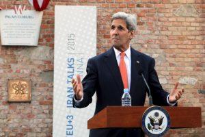 El Secretario de Estado, Jonh Kerry, aseguró que no hay prisa por que se alcance un acuerdo. Foto:AP. Imagen Por: