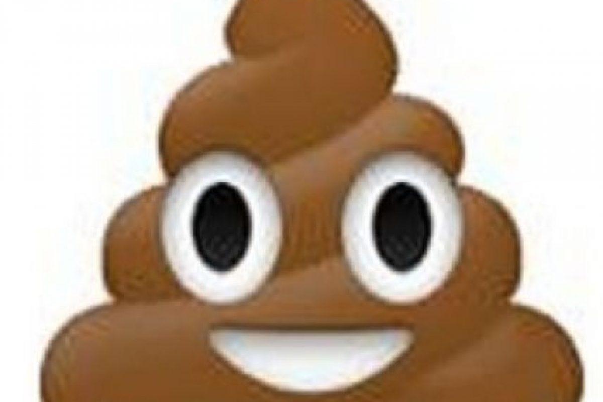 """Usuarios debaten si se trata de """"popo"""" o en realidad es helado de chocolate Foto:emojipedia.org. Imagen Por:"""