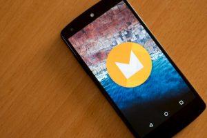 Android M está en una fase previa solo para desarrolladores. Foto:Google. Imagen Por: