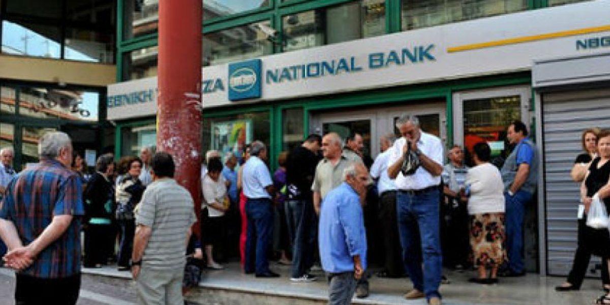 El corralito afecta a toda la actividad económica en Grecia