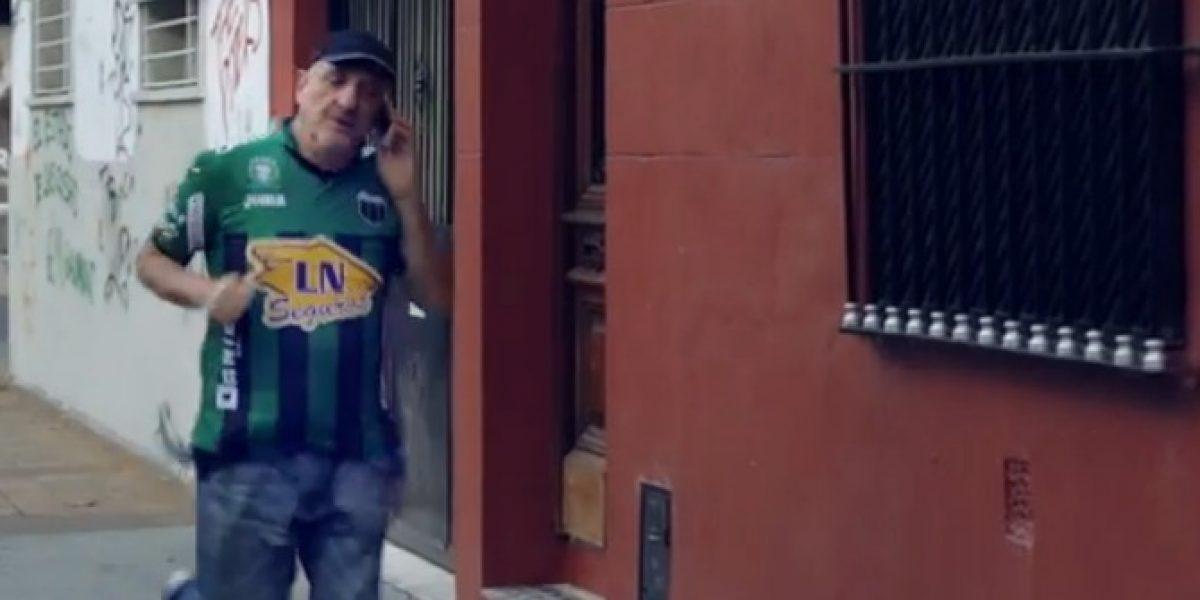 Entretenida campaña con que club argentino llama a hacerse socio del club