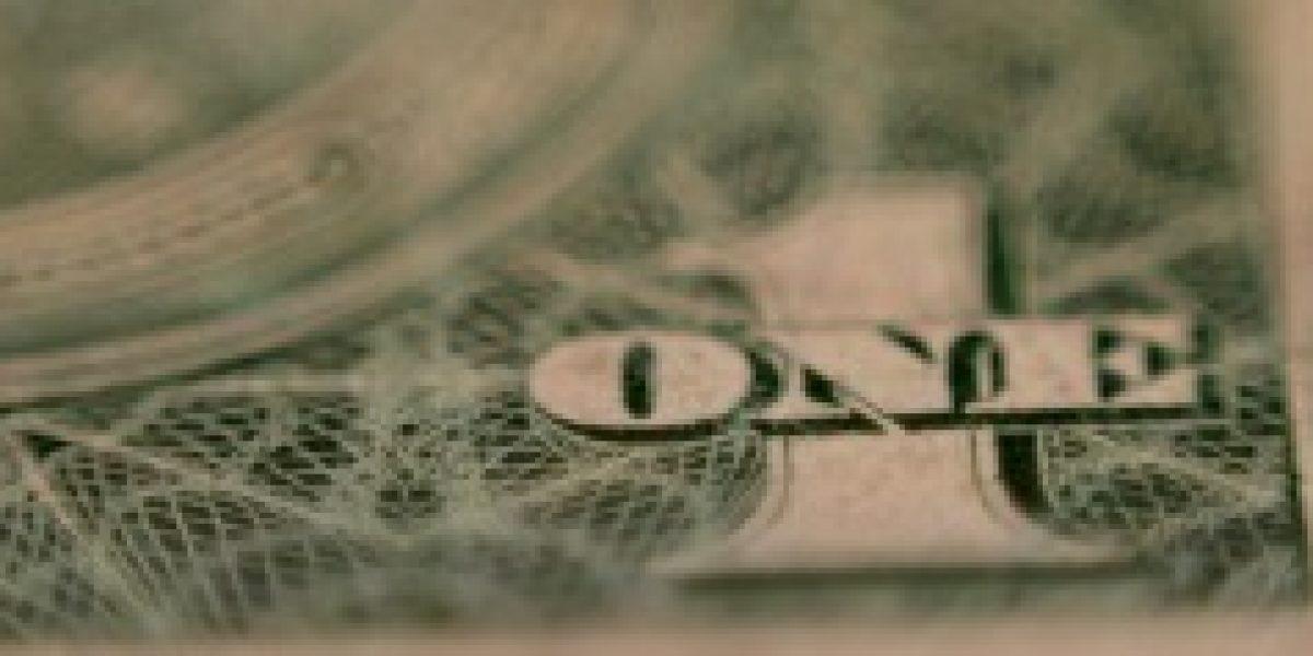 Dólar cierra semana con alza acumulada de $11