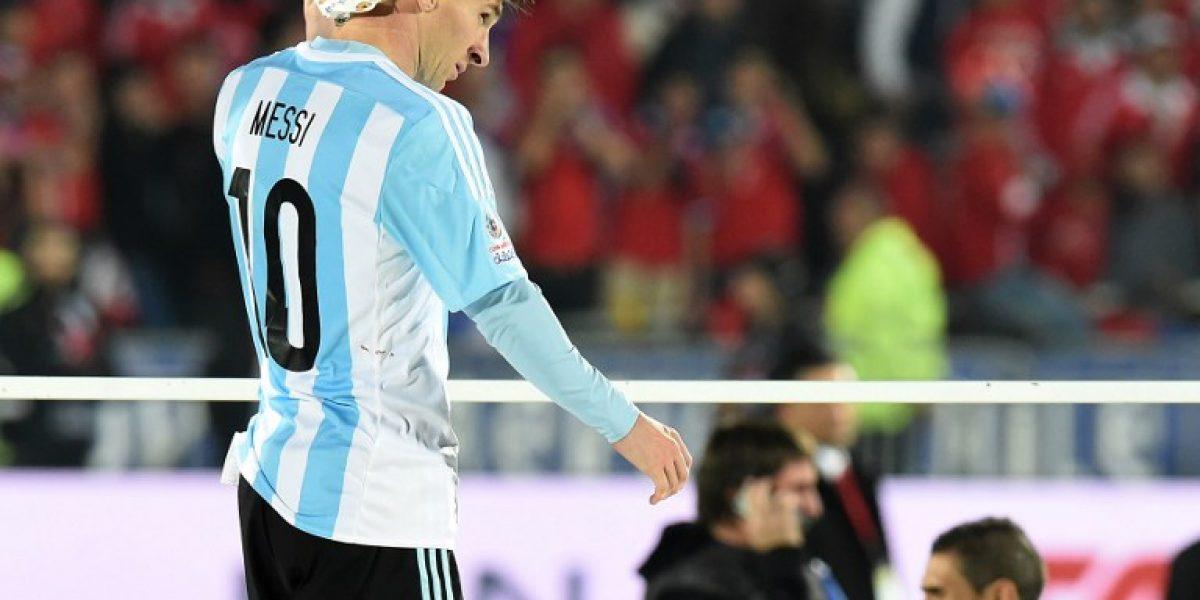 Video demuestra que Lionel Messi no es es el problema de la Selección de Argentina