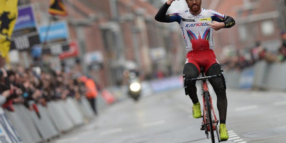 Ciclista italiano dio positivo por cocaína en pleno Tour de Francia