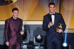 Cristiano Ronaldo y Lionel Messi son los dos mejores futbolistas del mundo. Gracias a ello, son también los mejor pagados y reciben sueldos exorbitantes. Foto:Getty Images. Imagen Por: