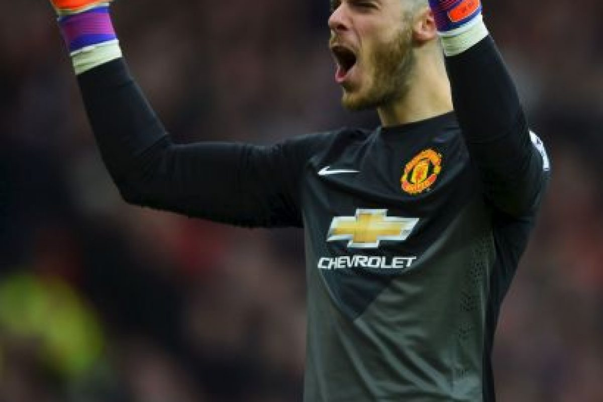 6. David de Gea (Manchester United) Foto:Getty Images. Imagen Por: