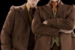 George jamás pudo volver a hacer un Patronus luego de la muerte de Fred, su hermano gemelo y compañero de vida. Foto:vía Warner Bros. Imagen Por: