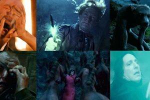 Luego de que Dumbledore rechazara a Voldemort para el puesto de profesor de Defensa contra las Artes Oscuras, ningún maestro duró más de un año en el puesto. Foto:vía Warner Bros. Imagen Por:
