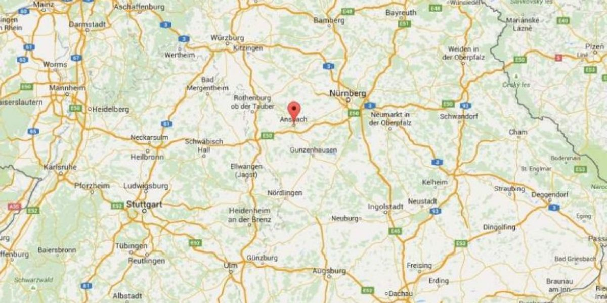 Un hombre mata a tiros a dos personas en el sur de Alemania