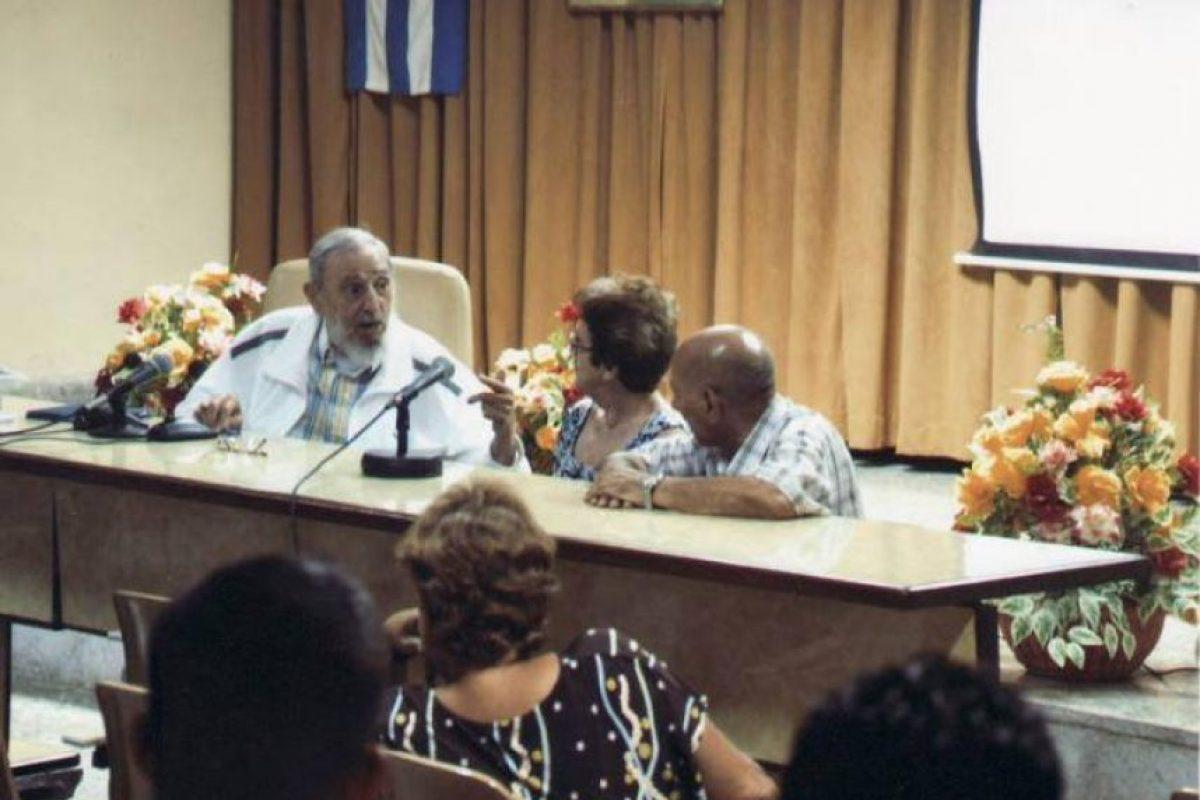 Esta reunión se dio dos días después del anuncio de la reapertura de embajadas entre Estados Unidos y Cuba Foto:Granma.cu. Imagen Por: