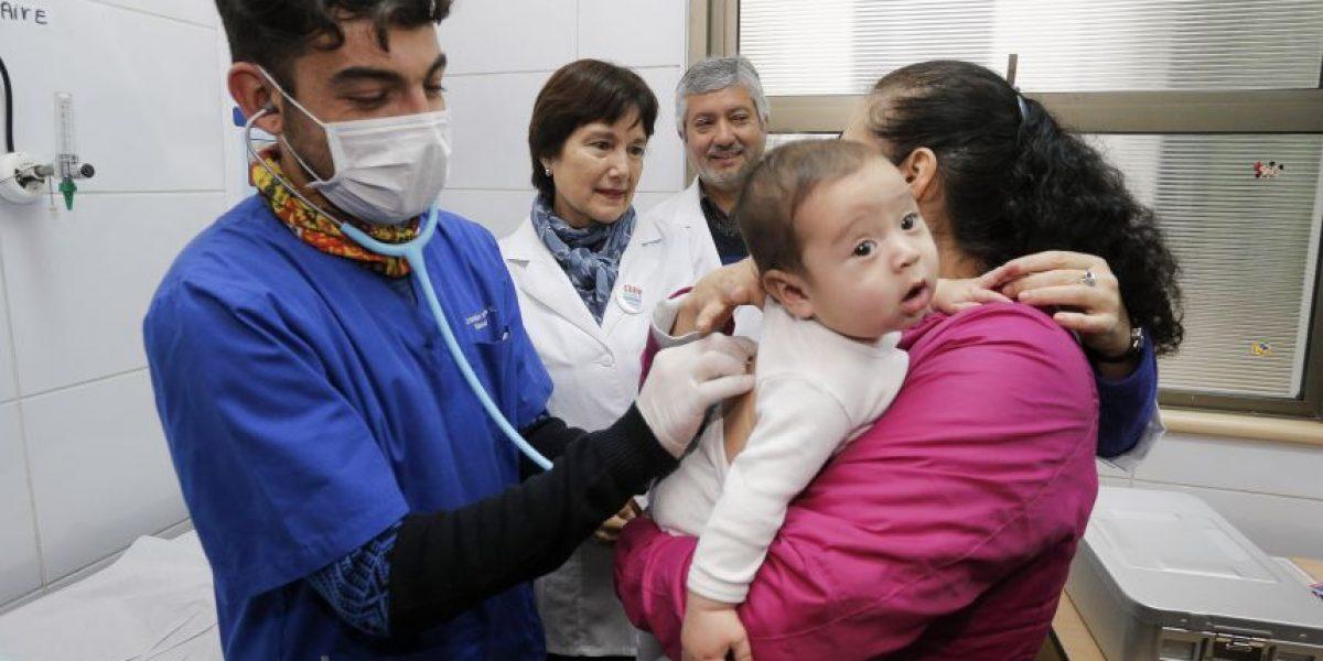 Minsal entregó información para prevenir enfermedades respiratorias