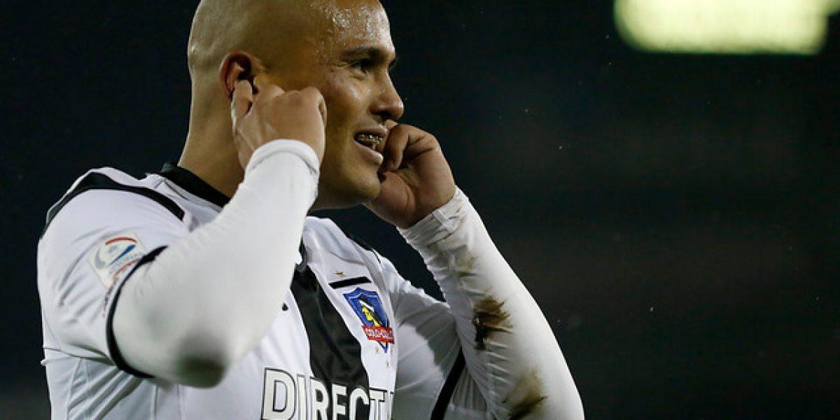 Colo Colo se recuperó en la Copa Chile y goleó a Ñublense