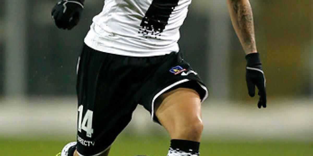 El partido en Twitter: Elogios para Suazo y el debutante Rodríguez