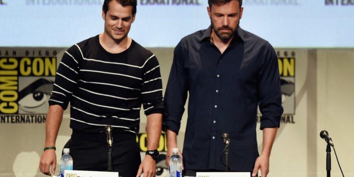 Zack Snyder llega a la Comic Con en el
