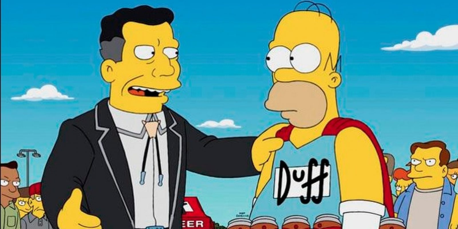 . Imagen Por: Facebook/The Simpsons