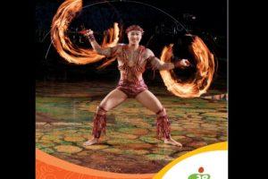 La ceremonia estará amenizada por el Cirque du Soleil Foto:Vía twitter.com/TO2015_es. Imagen Por: