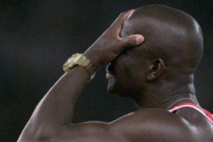 En 1997 compitió contra el plusmarquista Michael Johnson en una carrera y ganó. Se embolsilló 2 millones de dólares. Foto:vía Getty Images. Imagen Por: