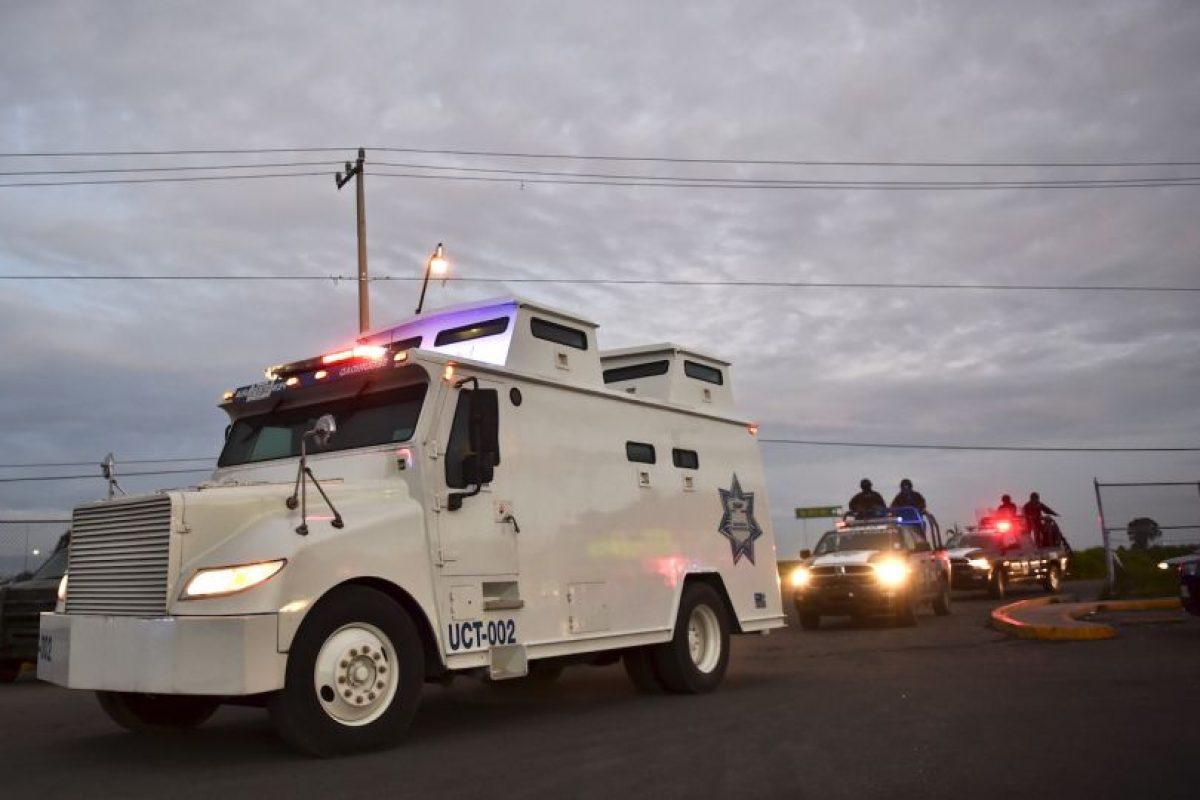 Miguel Ángel Félix Gallardo Foto:AFP. Imagen Por: