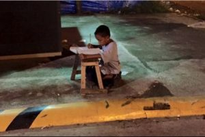 Daniel Cabrera tiene 9 años Foto:Vía Facebook/JoyceGilosTorreblanca. Imagen Por: