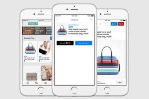Apple Pay permitirá comprar en muchas tiendas y departamentos comerciales. Foto:Apple. Imagen Por: