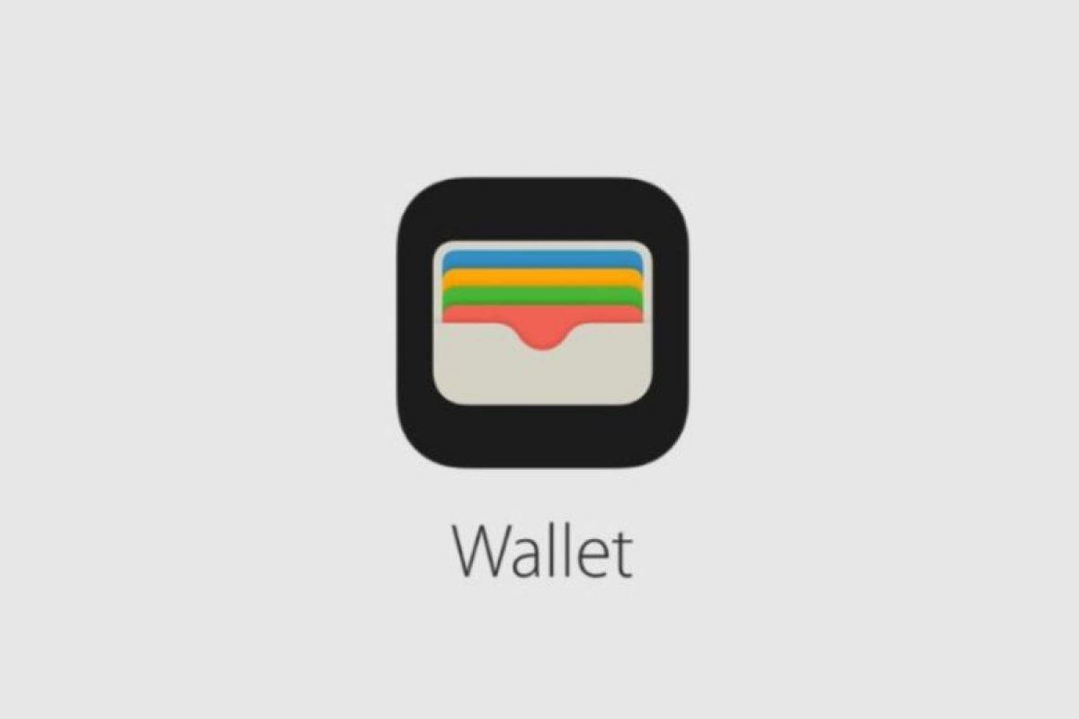 También se anunció el la actualización de app como Wallet. Foto:Apple. Imagen Por: