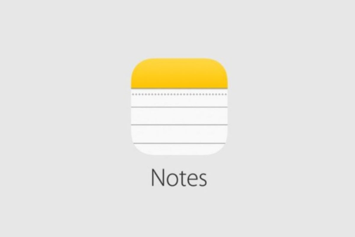 O Notes. Foto:Apple. Imagen Por: