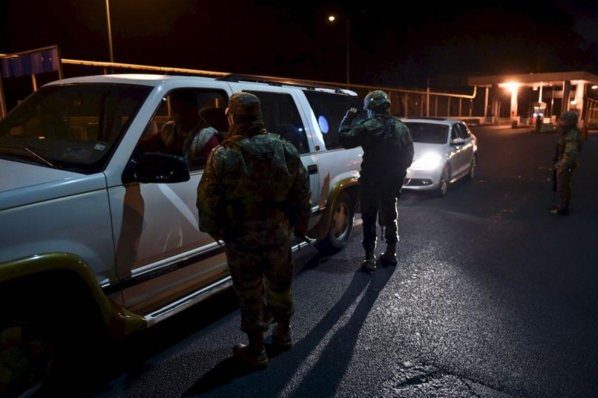 Joaquín Guzmán Loera es el primer capo mexicano en fugarse en dos ocasiones de una cárcel de máxima seguridad. Foto:AFP. Imagen Por: